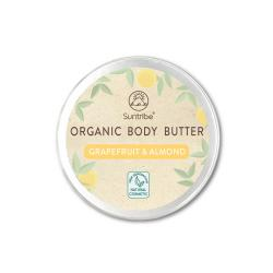 Body butter (grapefruit/amandel)
